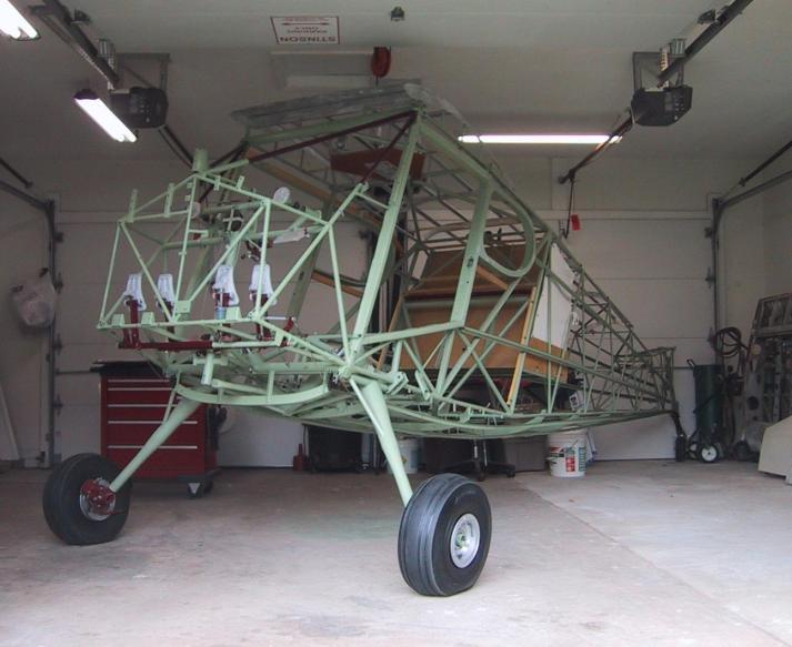 the restoration of nc6197m