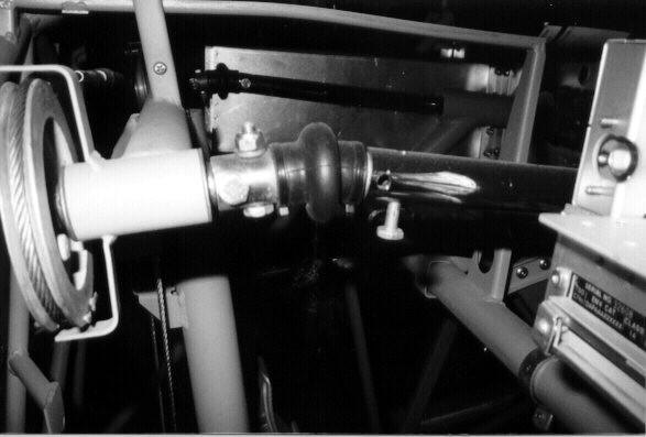 Stinson 108 Control Column Universal Joint Boots