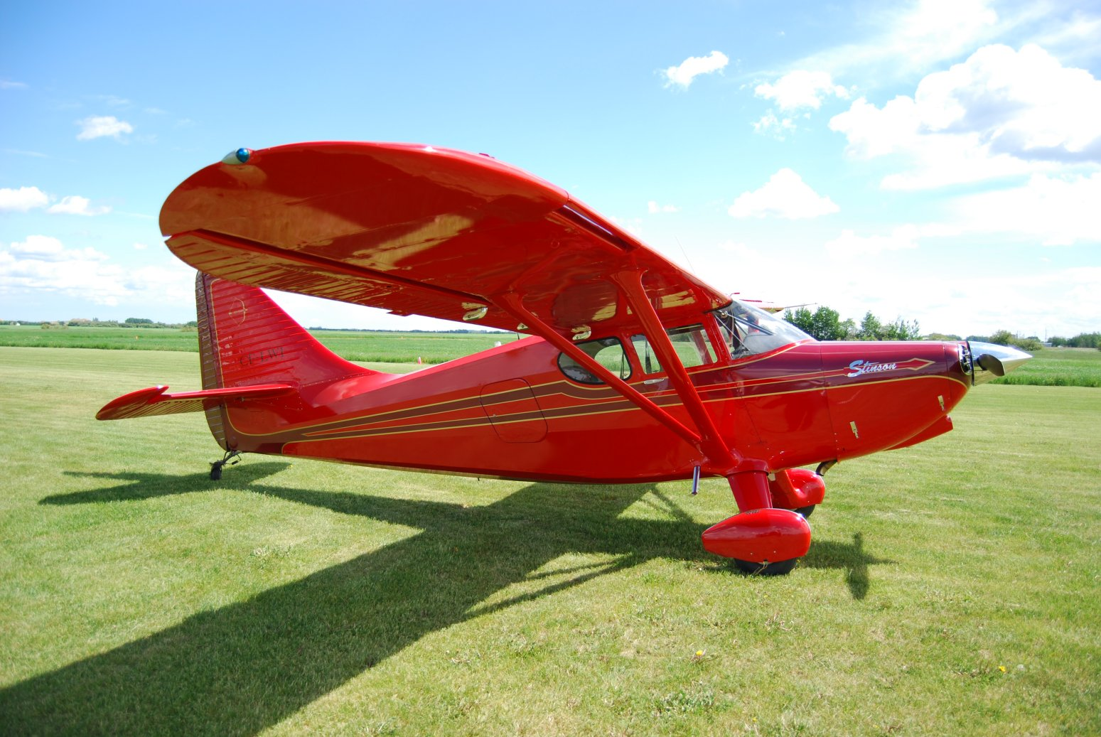 stinson 108 engine options simon