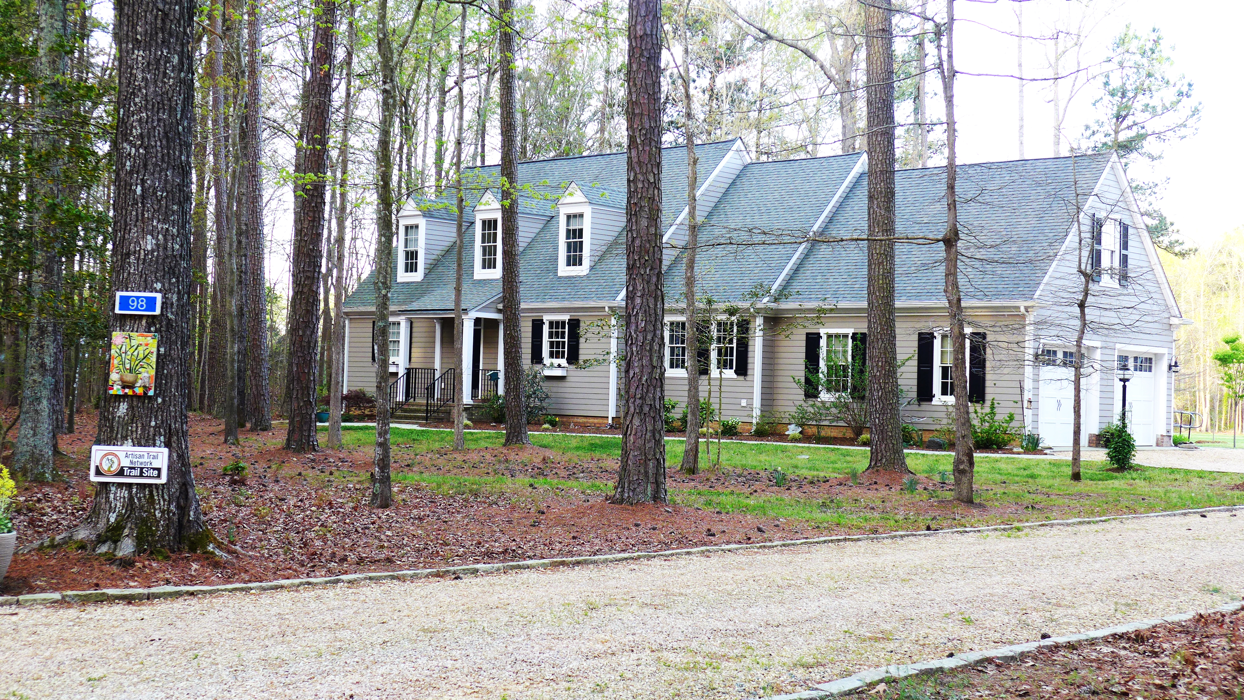 Because Of My Health Situation We Have Decided To Sell Our Home And Hangar At VA99 In Ophelia VA