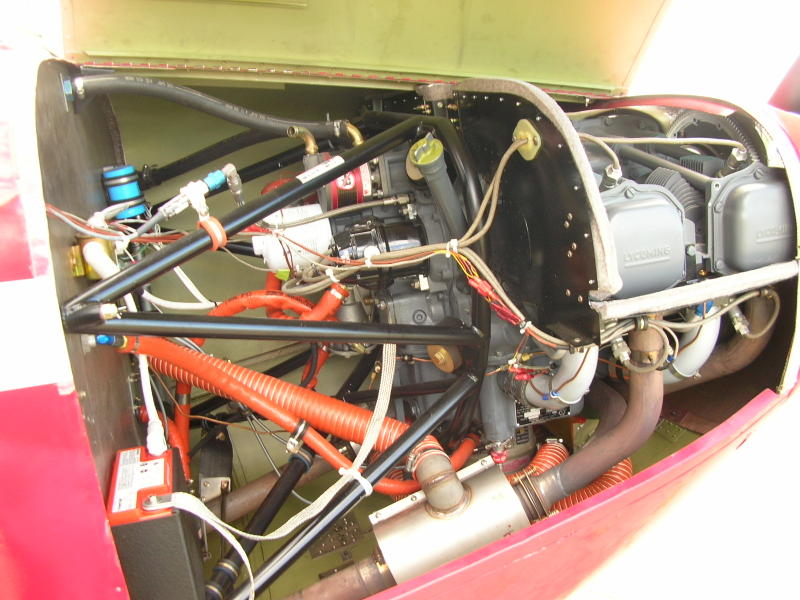 stinson 108 engine options we finally completed the engine conversion it took about a year and was more expensive than we hoped but it is done and we love it